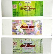 Evergreen ,Floral Mix ,Gul Henna Premium Agarbatti Floral, Henna Agarbattis  (55 Units)