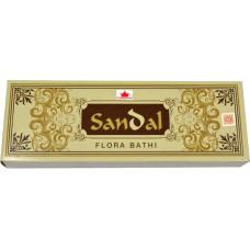 Celestial Stores Sandal Floral Batti 200 gm Sandalwood Agarbattis  (200 Units)