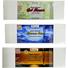 Gul Henna ,Heavens Own ,Herbal Special Premium Agarbatti Henna, Floral, Herbal Agarbattis  (55 Units)