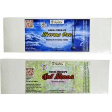 Gul Henna ,Heavens Own Premium Agarbatti Henna, Floral Agarbattis  (55 Units)