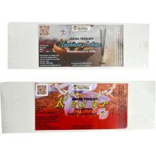 Intense Loban ,Kesar Premium Agarbatti Loban, Saffron Agarbattis  (55 Units)