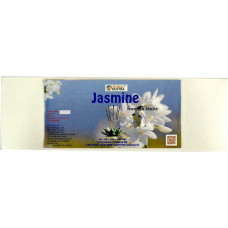Jasmine incense sticks Agarbatti 200 gm Jasmine Agarbattis  (109 Units)