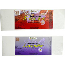 Kesar ,Lavender Premium Agarbatti Saffron, Lavender Agarbattis  (55 Units)