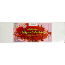 Magical Zafran Premium Aromatherapy Incense Sticks - 200 Gm Zafran, Saffron Agarbattis  (110 Units)
