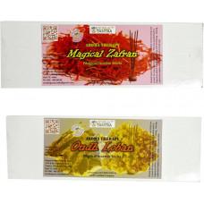Magical Zafran ,Oudh Loban Premium Agarbatti Zafran, Oudh Agarbattis  (55 Units)