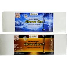 Heavens Own ,Herbal Special Premium Agarbatti Herbal, Floral, Woody Agarbattis  (55 Units)
