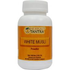 White Musli Powder (Ayurvedic) - 100 Gm