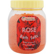 Rose Bath Salt  (500 g)