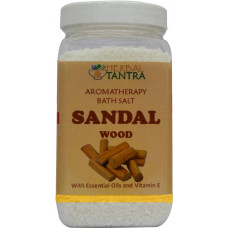 Sandal Wood Aromatherapy Bath Salt  (500 g)