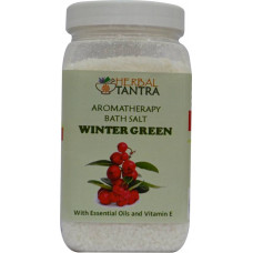 Winter Green Aromatherapy Bath Salt (500 g)