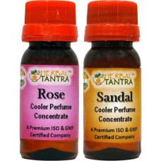 Rose, Sandal Refill  (25 ml)