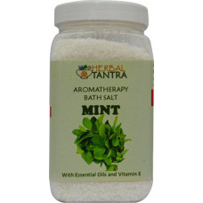 Mint Aromatherapy Bath Salt (500 g)