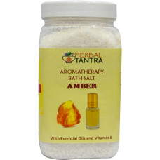 Amber Aromatherapy Bath Salt (500 g)